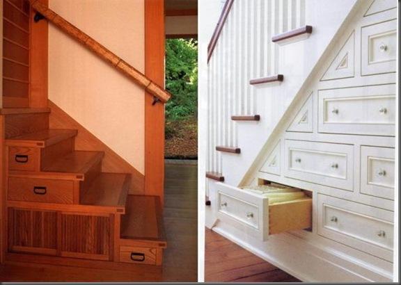 ideas interesantes para bajo escalera la carpinteria de