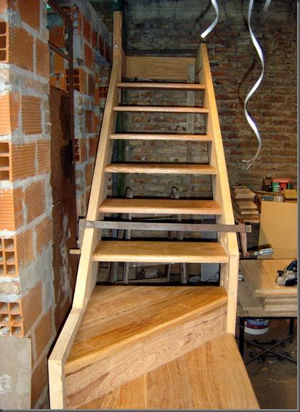 Escalera en taller2