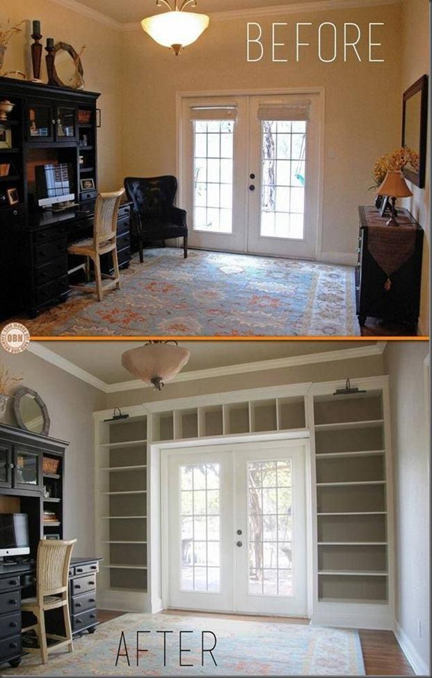 Biblioteca Antes y Después